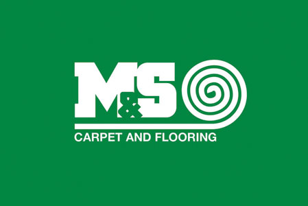 M&S Carpet and Flooring Business Cards