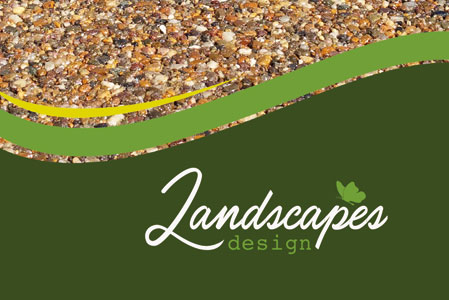 Landscapes Design Business Cards