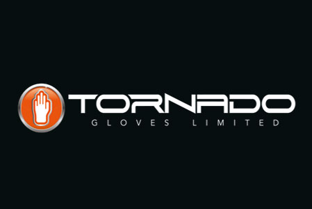 Tornado Gloves Business Cards