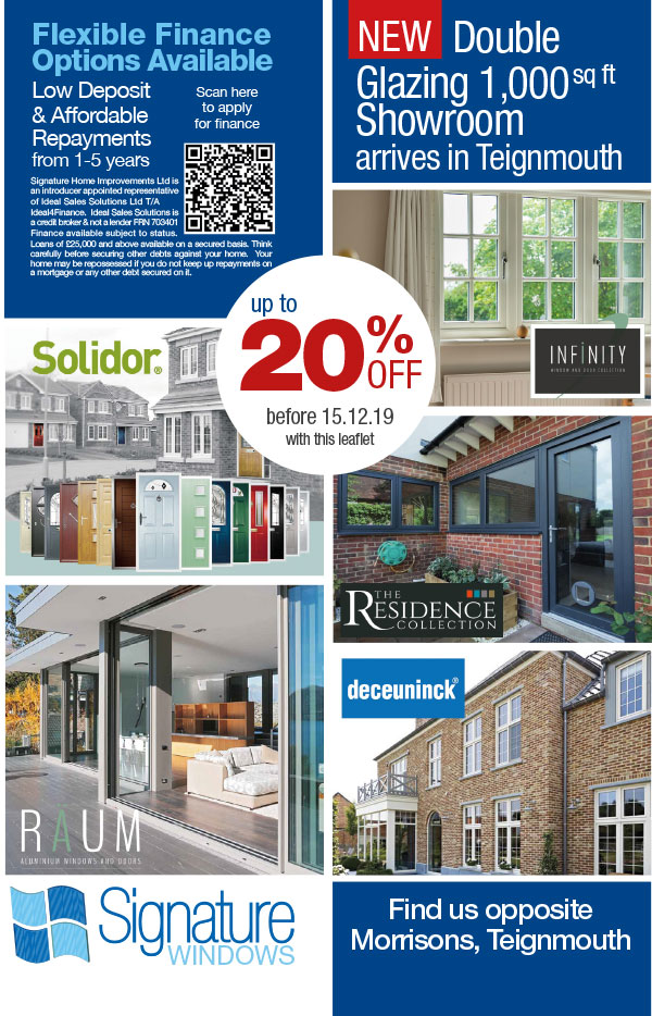 Double Glazing Leaflet Printing and Design