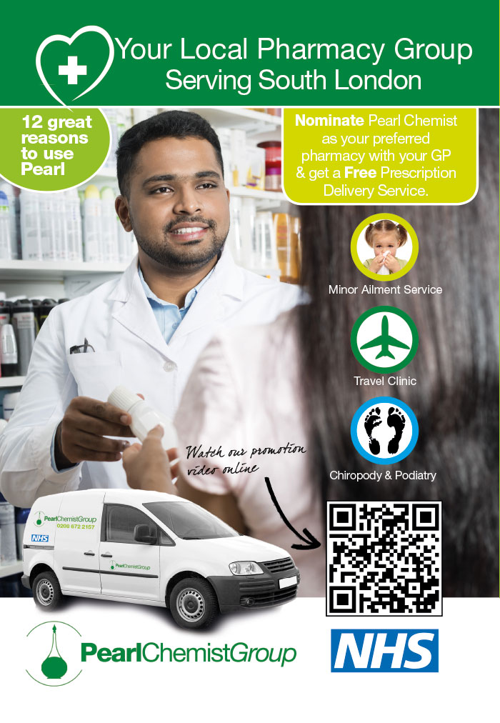 Pharmacy Leaflet Printing and Design