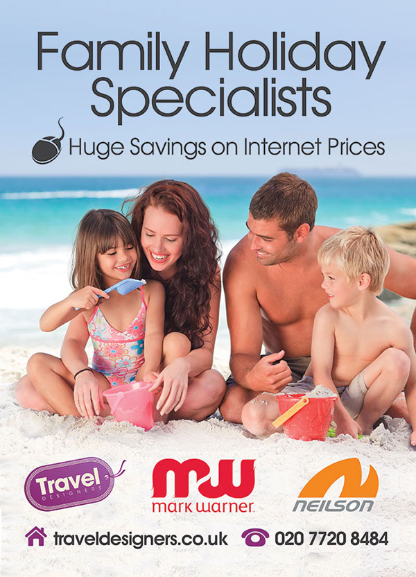 Travel Agent Leaflet Printing and Design