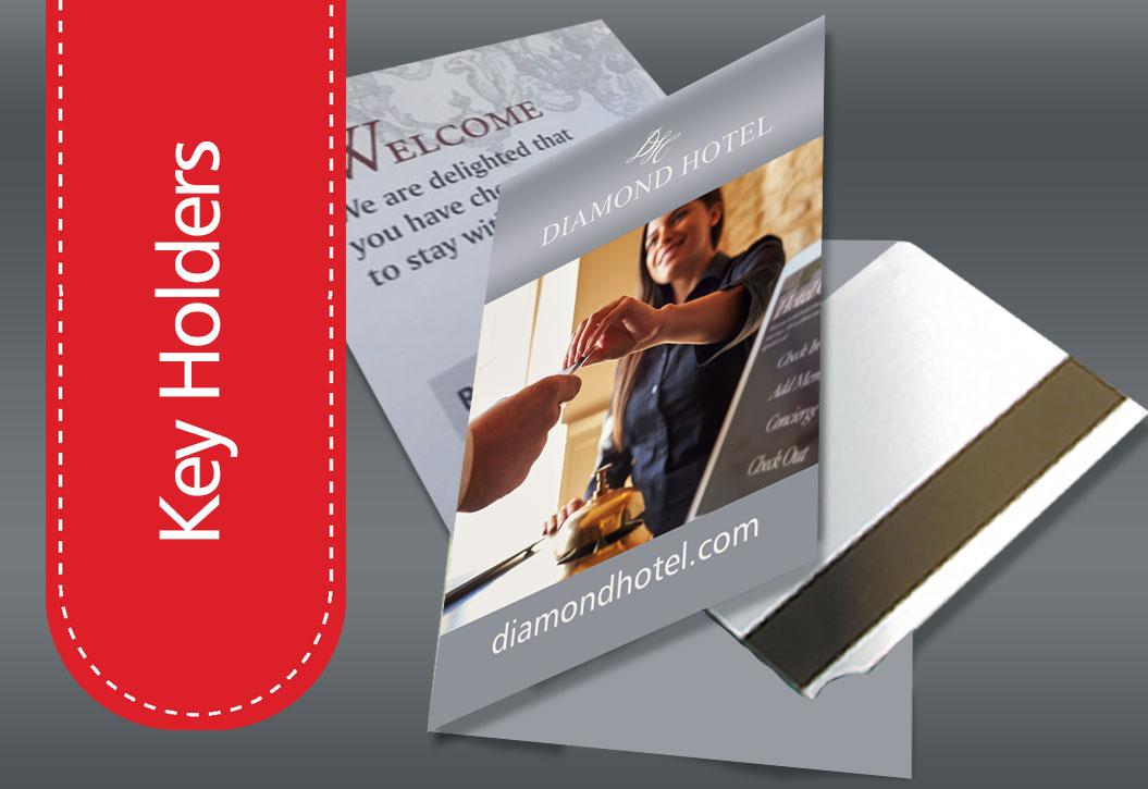 Hotel keycard Printing and Design