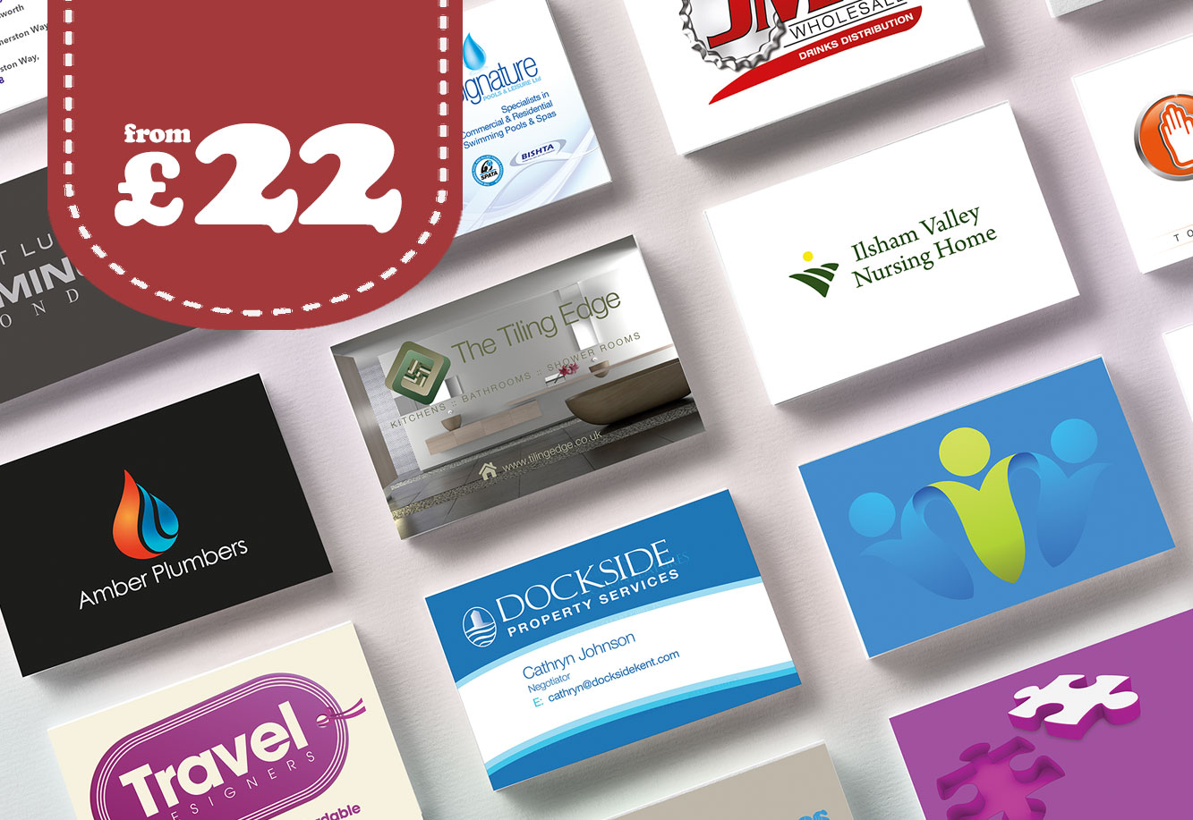 Business Cards printing Stevenage